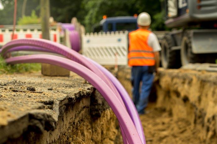 Snel internet aanstaande op bedrijventerreinen omgeving Roermond