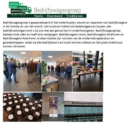 Eerste informatiebijeenkomst Glasvezel Roermond