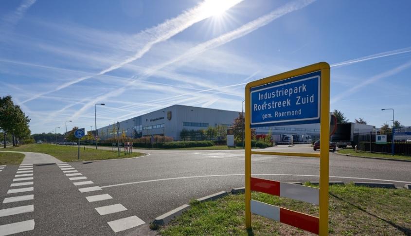 Aanleg Glasvezel op bedrijvenpark Roerstreek dichtbij